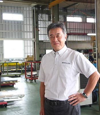 代表取締役 野中博康